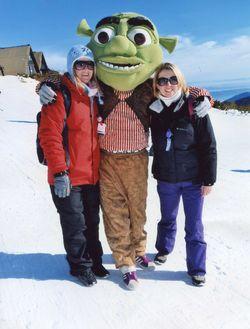 SkiShrek